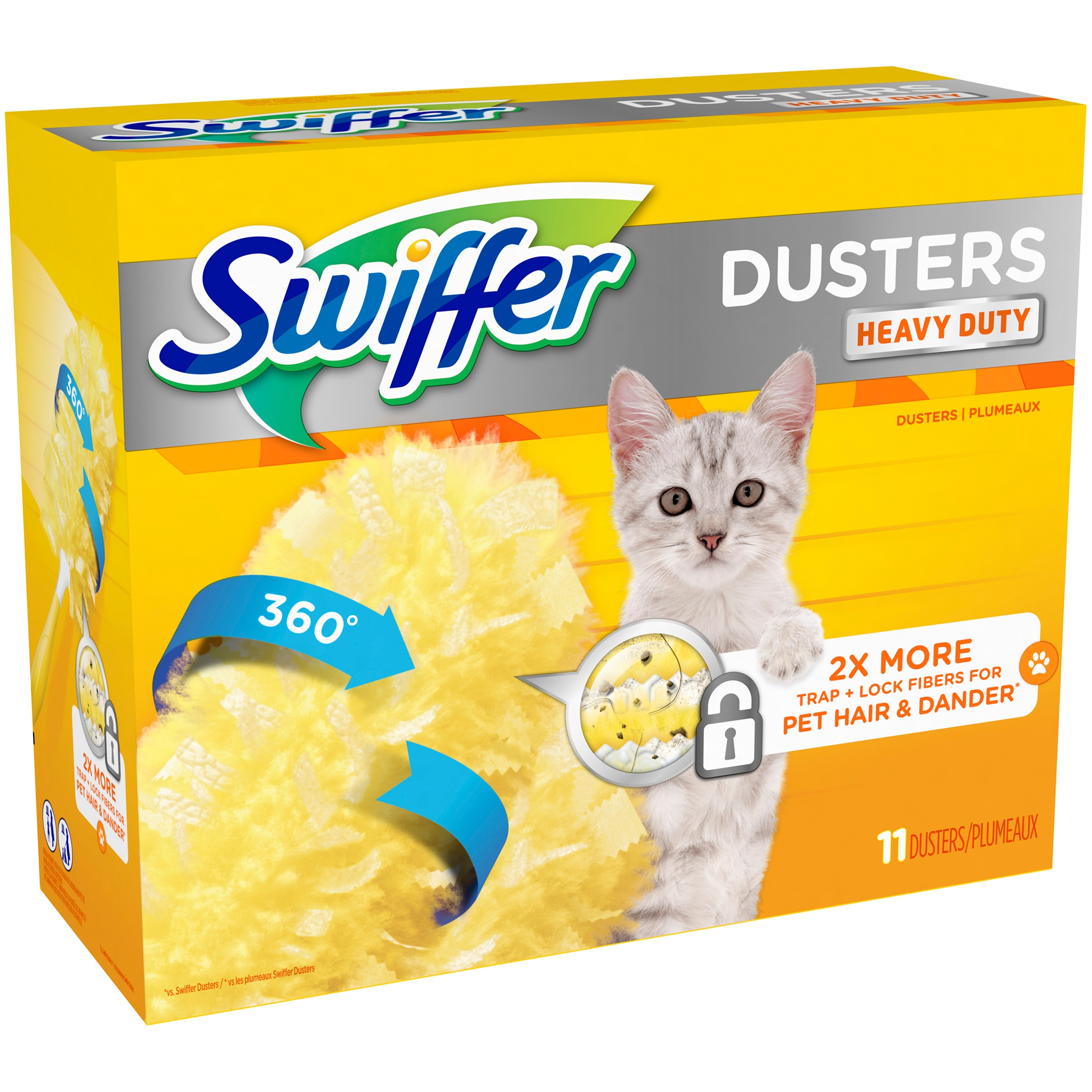 Swiffer 360° Heavy Duty Dusters 11 ct Box