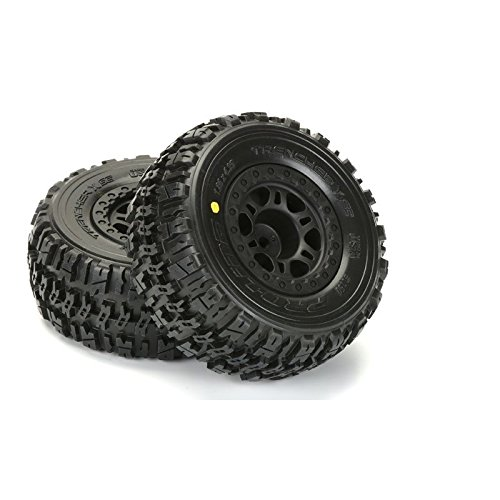 """Proline Trencher X SC 2.2""""/3.0"""" M2 Tires Mounted Front Wh..."""