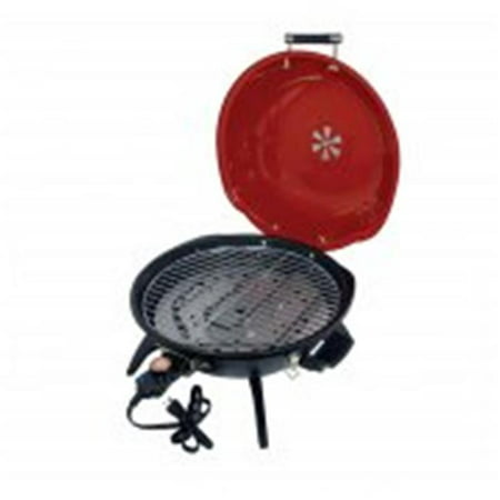 15 in. Electric Tabletop Barbecue Grill ()