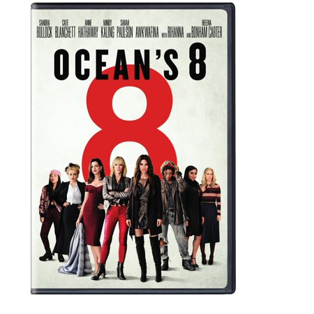 Ocean's Eight (Special Edition) (DVD) (List Of All The Oceans In The World)