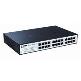 D-Link DGS-1100-24 D-Link DGS-1100-24 Ethernet Switch 24 Ports Manageable 10 100 1000Base-T 24 x Network - by D-Link