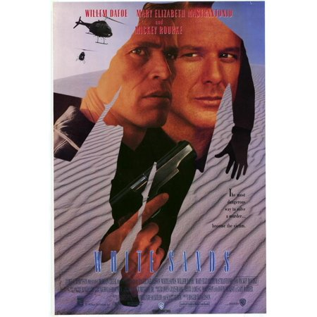 - White Sands - movie POSTER (Style B) (27