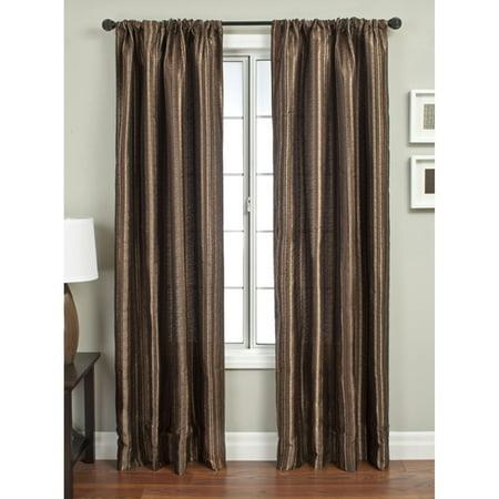Softline Cosmo Batik Window Curtain Panel