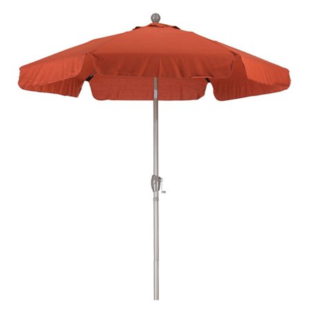 Phat Tommy 7.5 ft. Aluminum Commercial-Grade Cafe Patio Umbrella