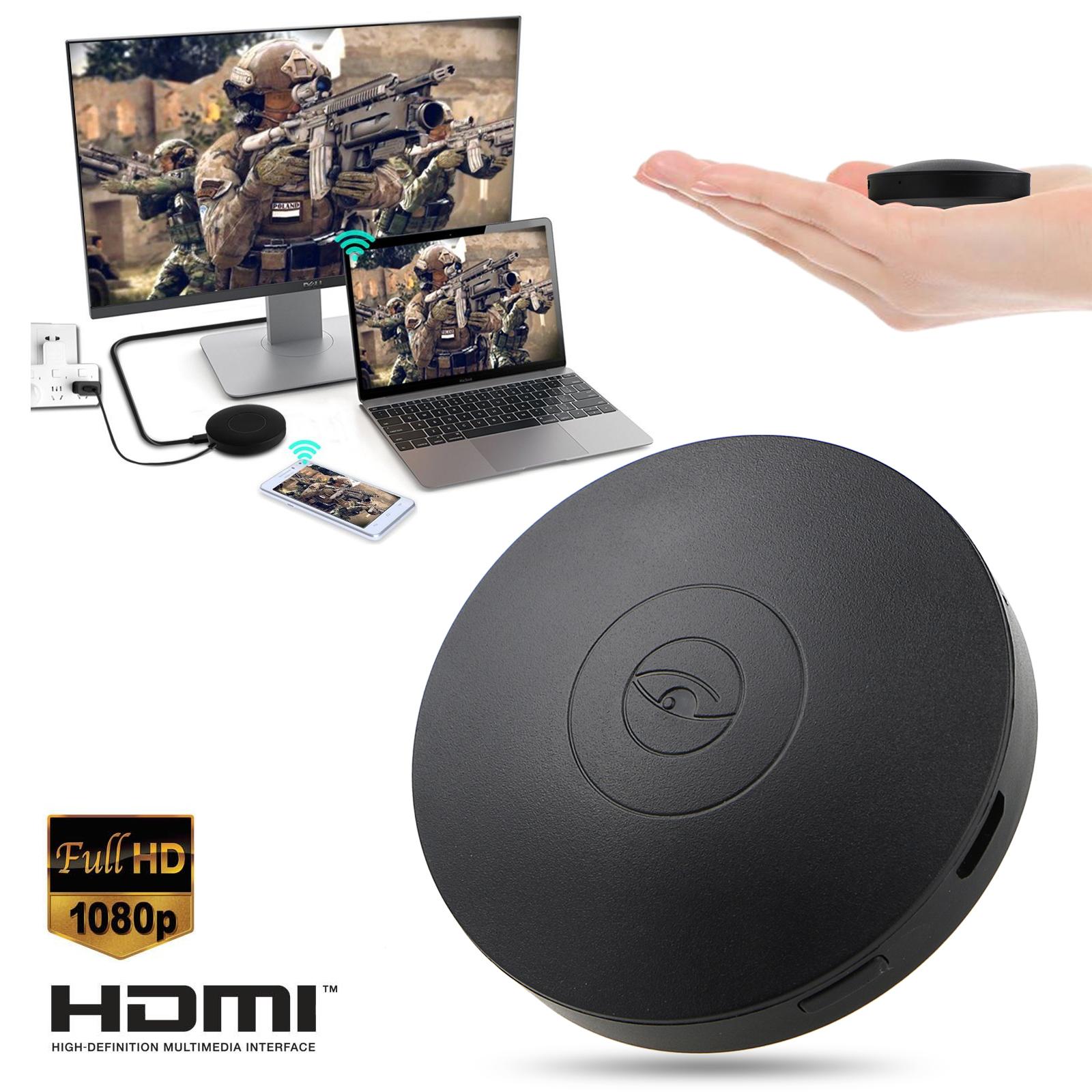 TSV HDMI 1080P Mini WIFI Display Dongle Receiver TV Miracast DLNA AirMirror Airplay for IOS/Android/Windows/Mac