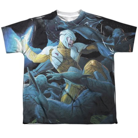 XO Manowar Galactic Warrior (Front Back Print) Big Boys Sublimation