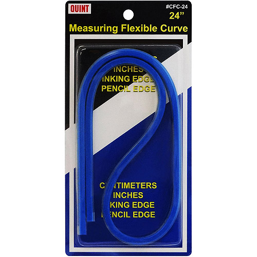 Flexible Curve Ruler, 24""
