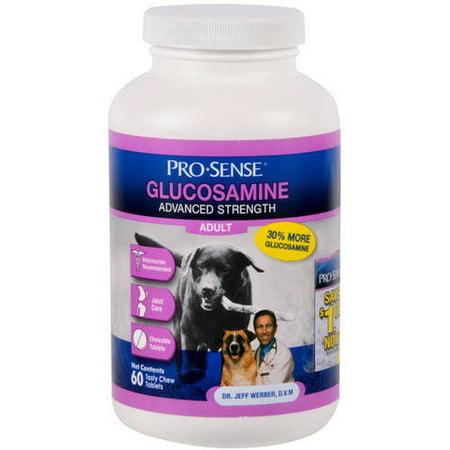 ProSense Glucosamine Force avancée, 60 comprimés