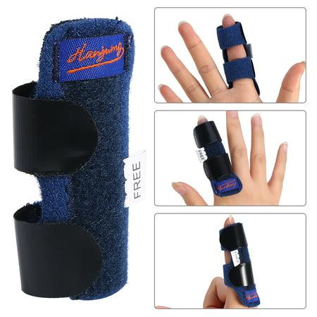 Pain Relief Trigger Finger Fixing Splint Straightening Brace