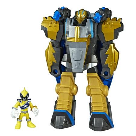Gold Power Ranger (Playskool Heroes Power Rangers Morphin Zords Gold Ranger and)