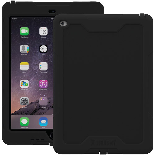 Trident Apple iPad Air 2 Cyclops Series Case, Black