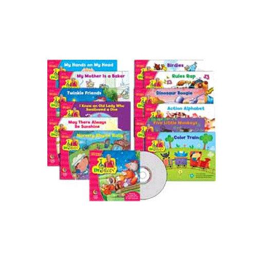 Creative Teaching Press Dr Jean Variety Pack With Cd Prek-1