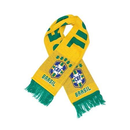 Brazil Soccer Scarf | Brasil National Team