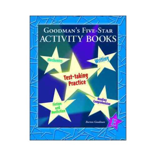 Goodman's Five-Star Activity Books Level E: Test-Taking Practice