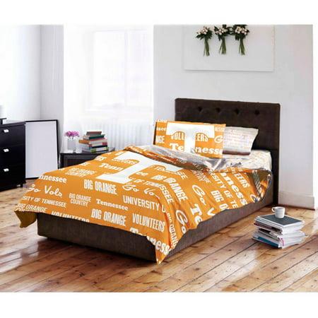 Ncaa Tennessee Volunteers Sport Watch (NCAA University of Tennessee Volunteers Bed in a Bag Complete Bedding)