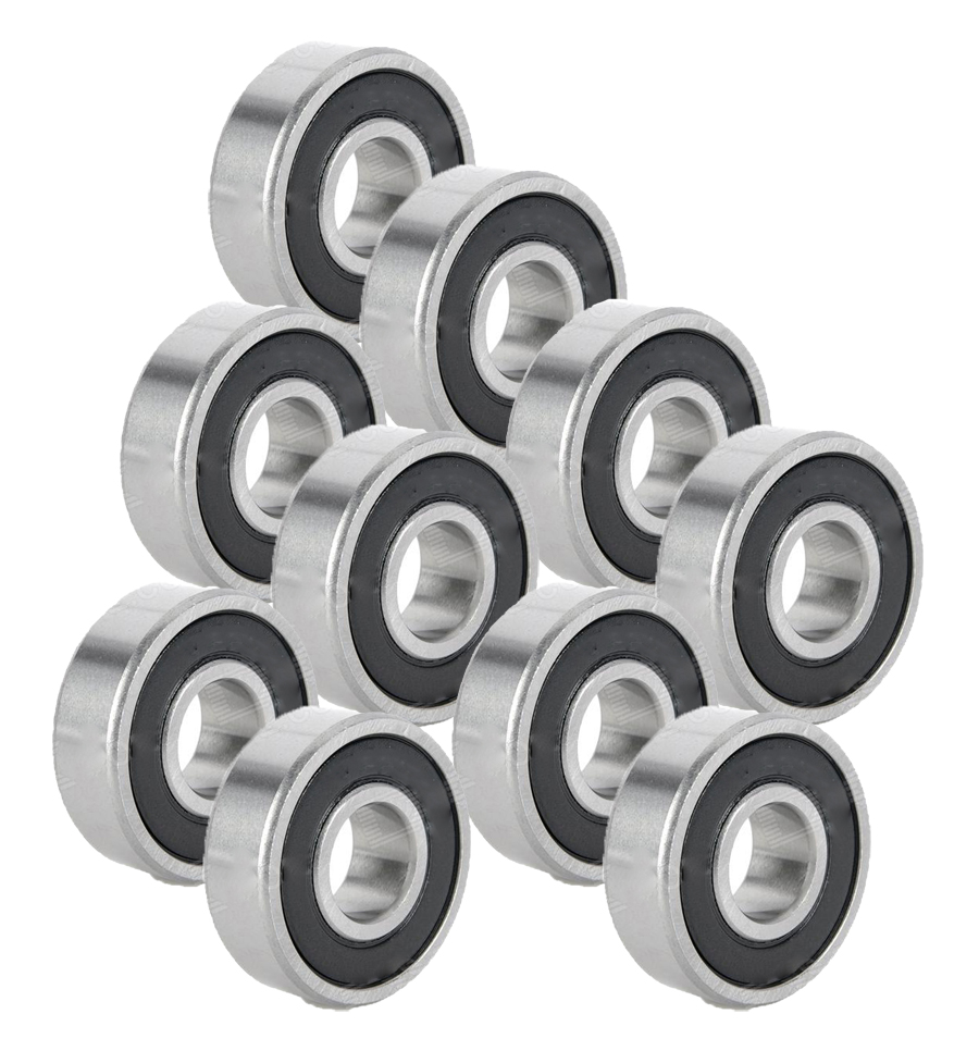 Fein FSC1.6X / FSC2.0X SuperCut Oscillating Tool (10 Pack) ReplacementGroove Ball Bearing # 41701001260-10PK