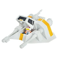 Deals on Star Wars Micro Force Snowspeeder & Luke Skywalker