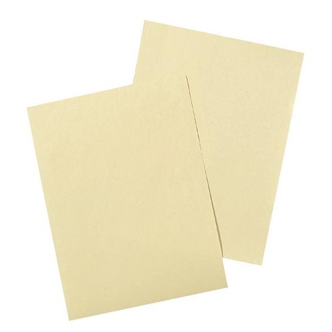 Pacon PAC4218 18'' x 24'' Cream Manilla Drawing Paper 500-Sheet Pack - image 1 de 1