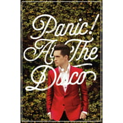 Panic At The Disco- Green Ivy & Red Suit Poster - 24x36