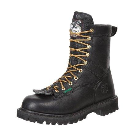 georgia boot work mens 8