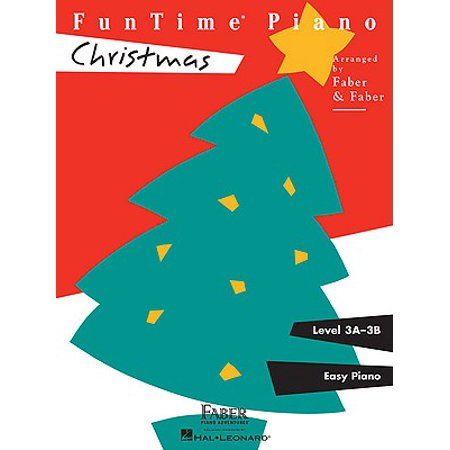 Funtime Piano Christmas : Level 3a-3b ()