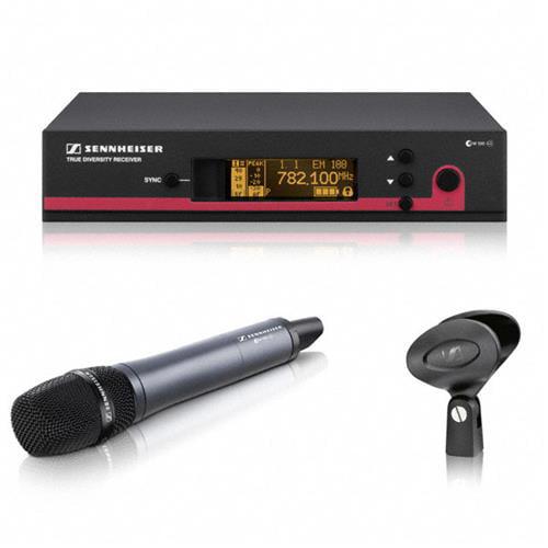 Sennheiser ew 100-945 G3 Wireless Handheld Microphone Sys...