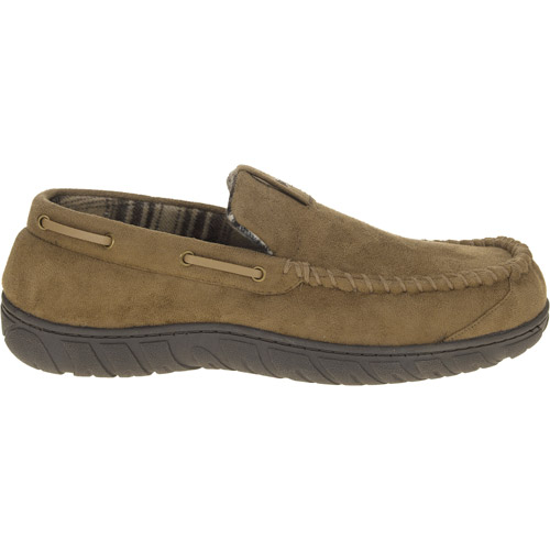 Signature by Levi Strauss & Co. Men's Venetian Moccasin Slippers