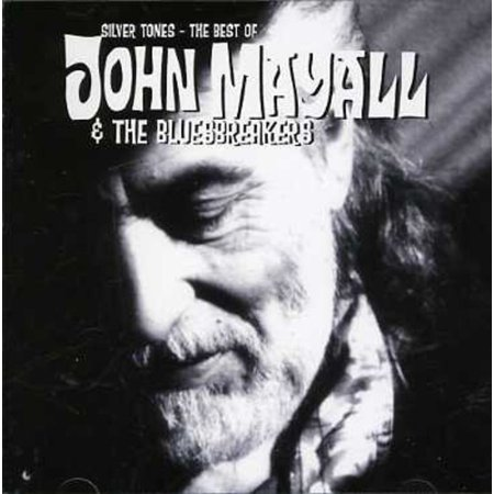 Silver Tones - Best of John Mayall (CD)
