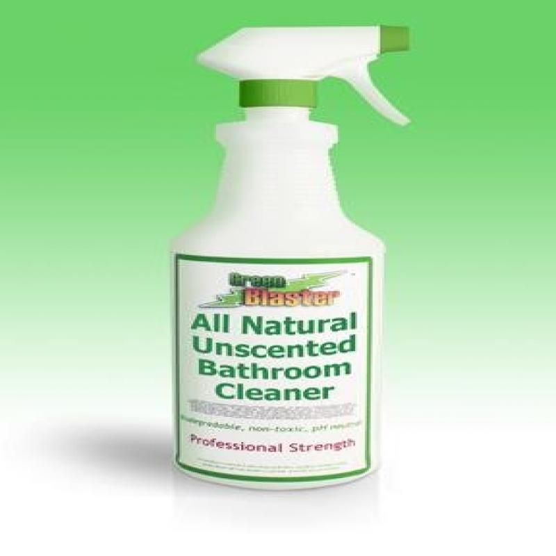 Green Blaster Products GBBS32R All Natural Unscented Bath & Shower Cleaner 32oz Refill