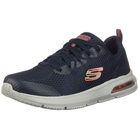 Skechers Kids Boys' Dyna-air-quick Pulse Sneaker Navy