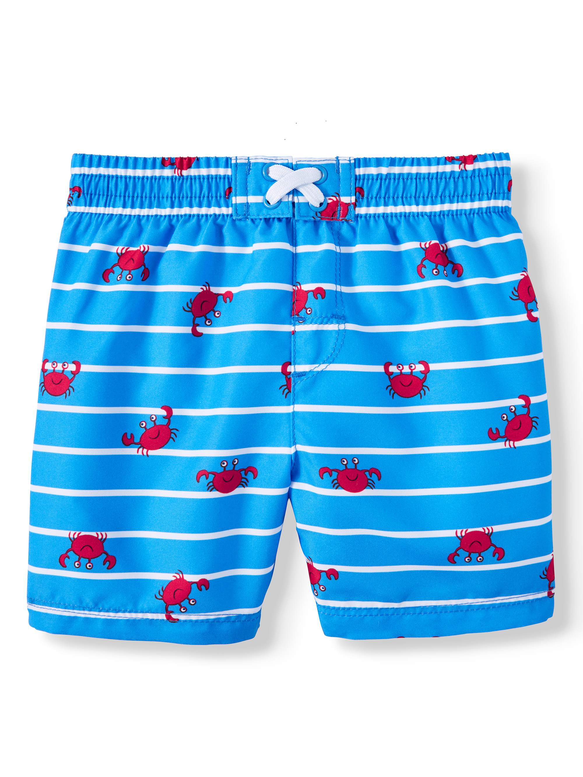 d17d5796f Wonder Nation - Swim Trunks (Baby Boys) - Walmart.com