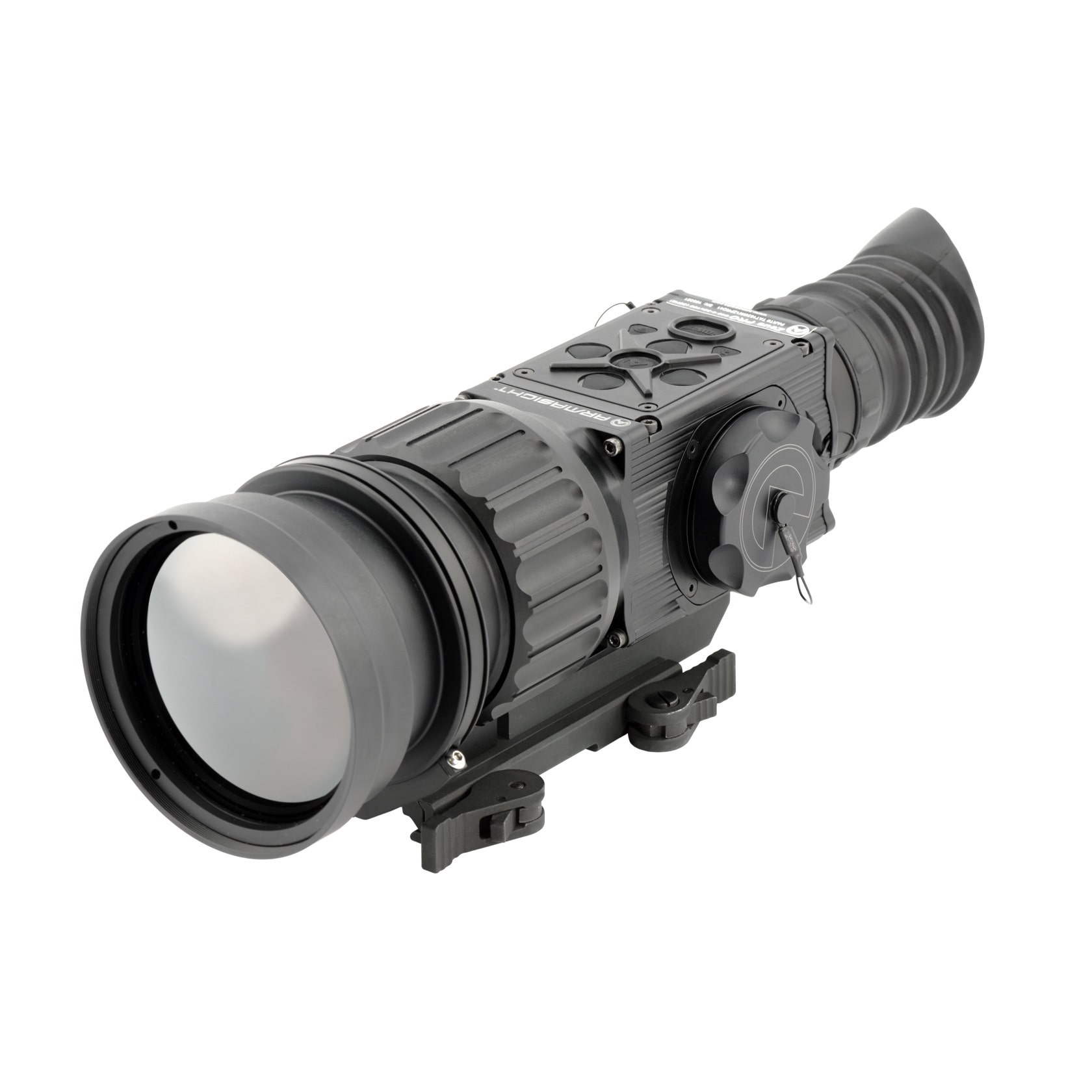 Armasight Zeus-Pro 640 4-32x100 (60 Hz) Thermal IMaging Weapon Sight FLIR Tau 2 Core 100mm Lens by Overstock