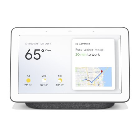 Google Nest Hub - Charcoal (All Nest Products)