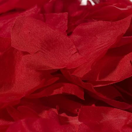 Silk Red Rose Petals (Silk Red Rose)