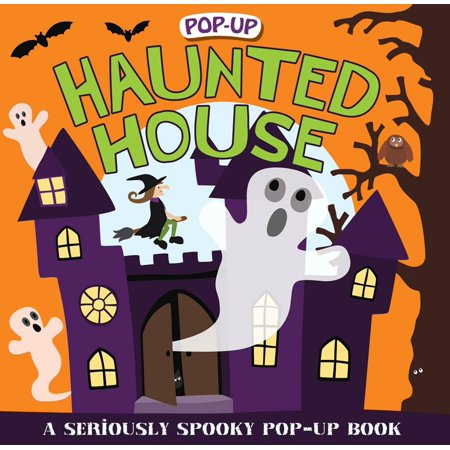 Pop-up Surprise Haunted House : A Seriously Spooky Pop-Up Book - Word World Spooky Halloween