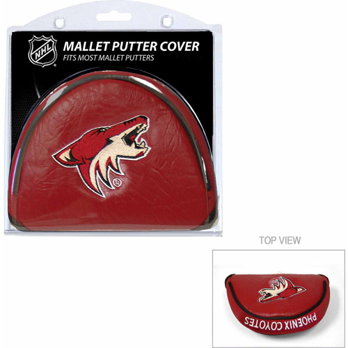 Team Golf NHL Arizona Coyotes Golf Mallet Putter Cover