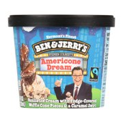 Ben & Jerrys Ben & Jerrys  Ice Cream, 3.6 oz