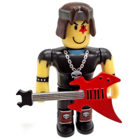 Roblox Punk Rocker with Guitar Mystery Minifigure [No Packaging] (Punk Rocker Outfits)