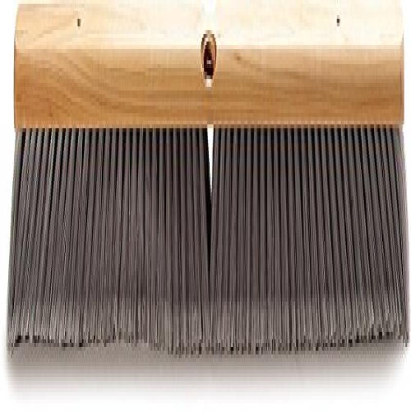 "Carlisle 4501423 Flo-Pac Flagged Fine Floor Sweep, Polypropylene Bristles, 24"" Block... by"
