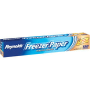 Reynolds Plastic Coated Freezer Paper, 150 sf