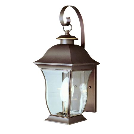 Trans Globe Lighting 4970 Single Light Up Lighting Outdoor Wall Sconce from the