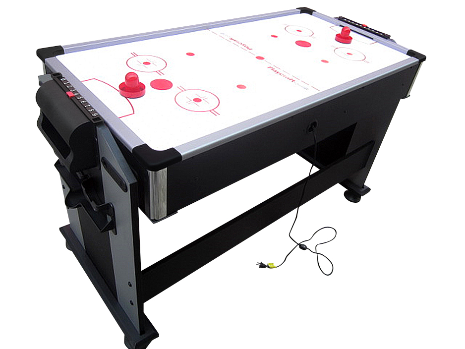 Attirant Playcraft Sport Junior 2 In 1 Air Hockey And Pool Table