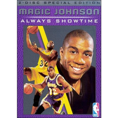NBA: Magic Johnson (Special Edition) (Full Frame)