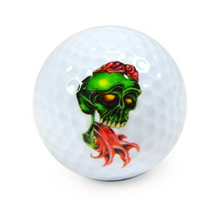 NITRO NOVELTY GOLF BALLS HOT BREATH](Novelty Golf Items)