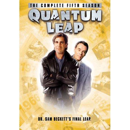 Quantum Leap Complete 5Th Season  Dvd   3Discs Dol Dig 2 0 Eng Sdh   Uni Dist Corp