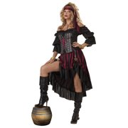 Adult Pirate Wench Costume California Costumes 1187 by California Costumes