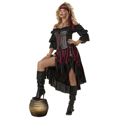 Adult Pirate Wench Costume California Costumes 1187 (Pirate Wench)