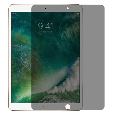 Tempered Glass Privacy Screen Protector for 12.9-inch Apple iPad Pro Tablet - Apple Pencil Compatible, Perfect Fit, Bubble-Free, Anti-Fingerprint Oleophobic Coating, High