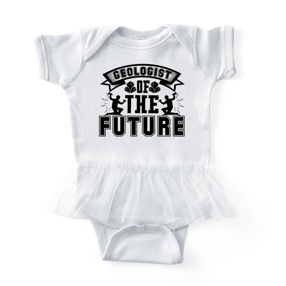 6900eaeaf CafePress - Geologist - Cute Infant Baby Tutu Bodysuit - Walmart.com