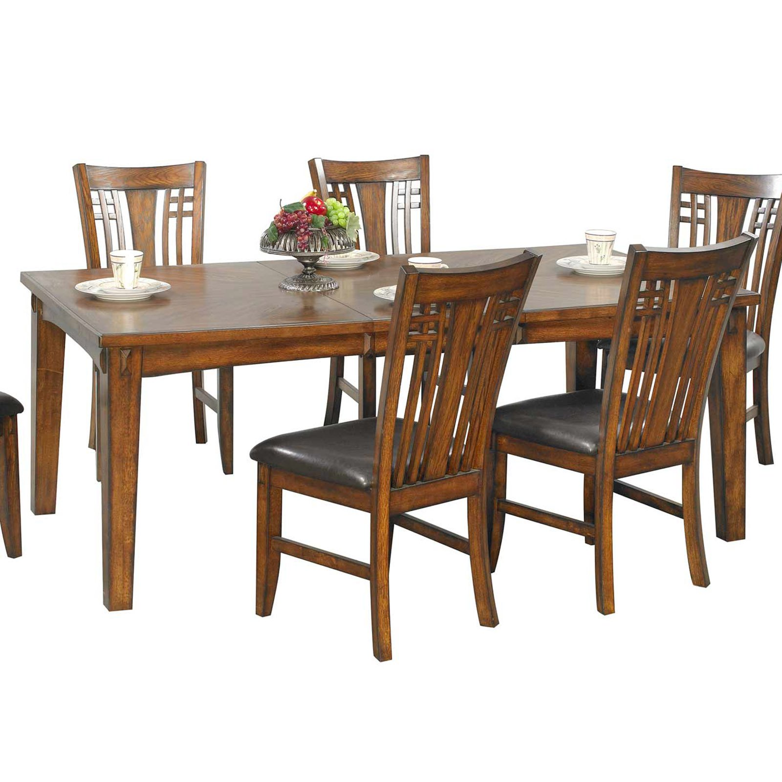 Winners Only Zahara Dining Table with 18 in. Leaf